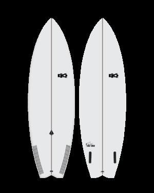 Halfbreed surfboard