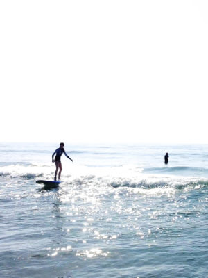 surf lessons in Durban